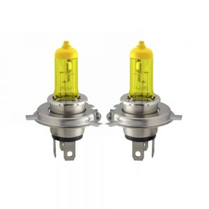 لامپ هالوژن خودرو استیکو مدل H4 رنگ زرد
