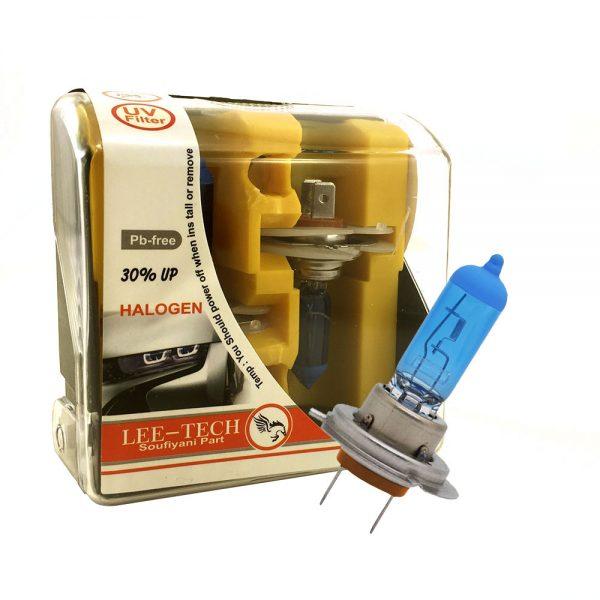 لامپ هالوژن یخی لیتچ H7